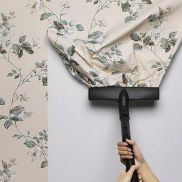 How To Strip Wallpaper Easily Apartment Stripped Wallpaper