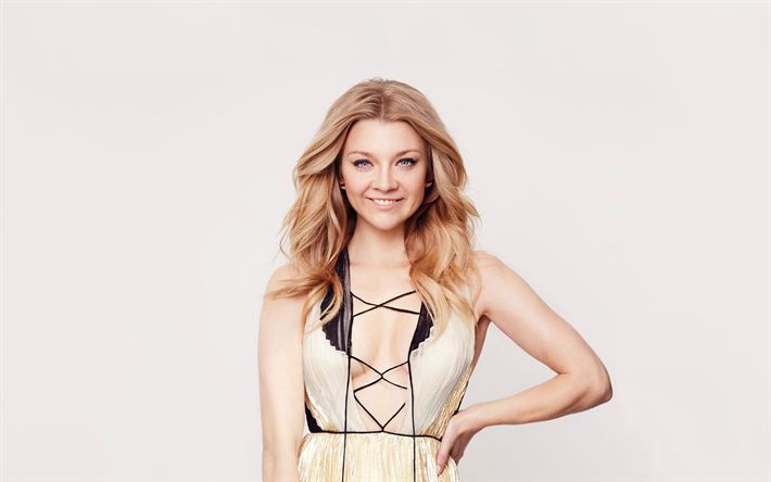 Download wallpapers Natalie Dormer, 2017, Hollywood, Marie Claire, american actress, beauty