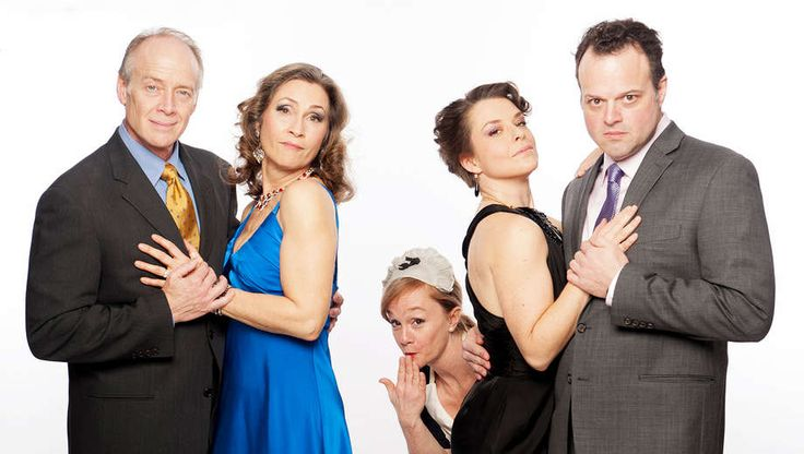 * Mistresses & Mix-Ups in Outrageous Farce Happy Birthday, $14 - Save 50%