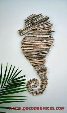 diy beach bathroom wall decor. decorating a beach bathroom theme | decor advices - home diy wall n
