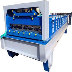 Hi Rib Roll Forming machine Backed with expertise and knowledge in this Market, we are counted a one of the leading manufacturers of Hi rib roll forming machine. All these cold roll forming lines are highly appreciated among our long list of esteemed clients for their sturdy construction, excellent reliability and longer lifetime. Our customer can avail these roll forming machine in wide range at competitive.