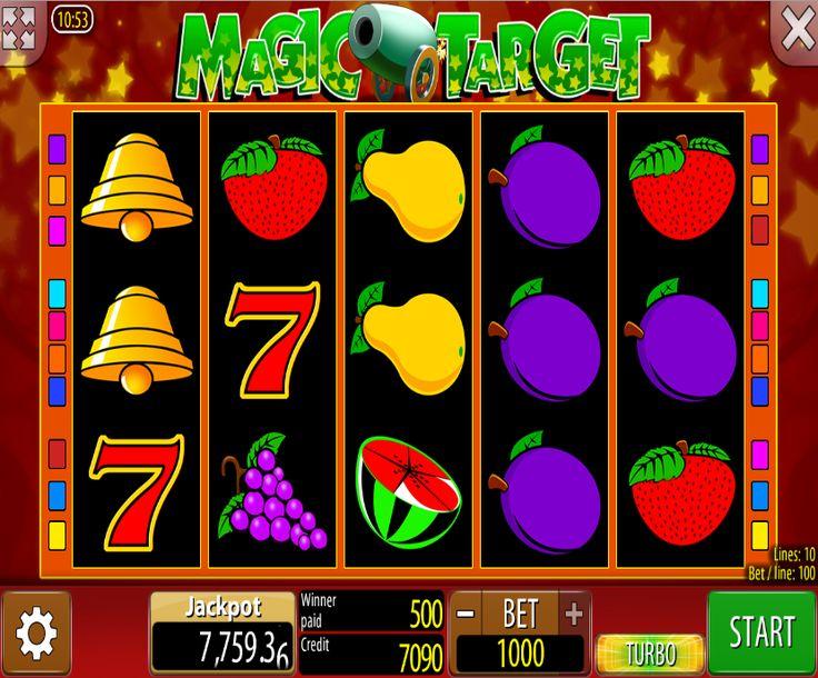 Slot machine giocare gratis
