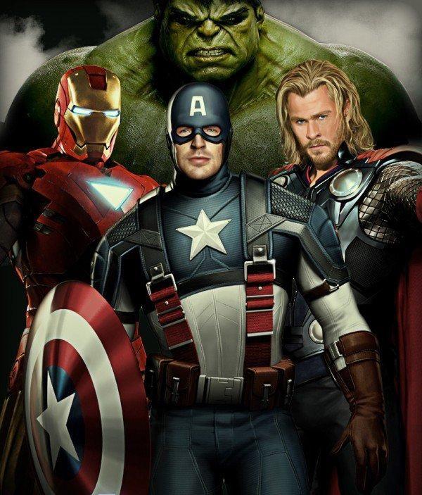 Superhelden Malen Nach Zahlen Set Marvel Superhelden Malen