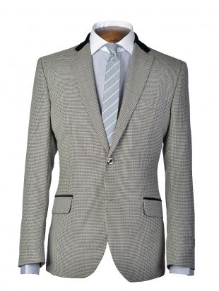 Gagliardi Dogstooth Evening Jacket