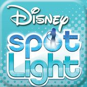 Disney Spotlight app: Sing, practice, and shine with the new Disney Spotlight karaoke app for iPhone & iPad! With Spotlight, you can sing along to your favorite songs, put on a show, or make a video to share with friends.