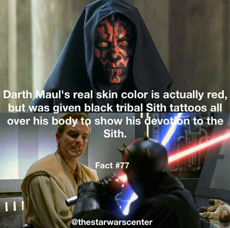 actually they are not SITH tattoos, they are just dathomirian zabrak tattoos. every dathomirian zabrak has them.