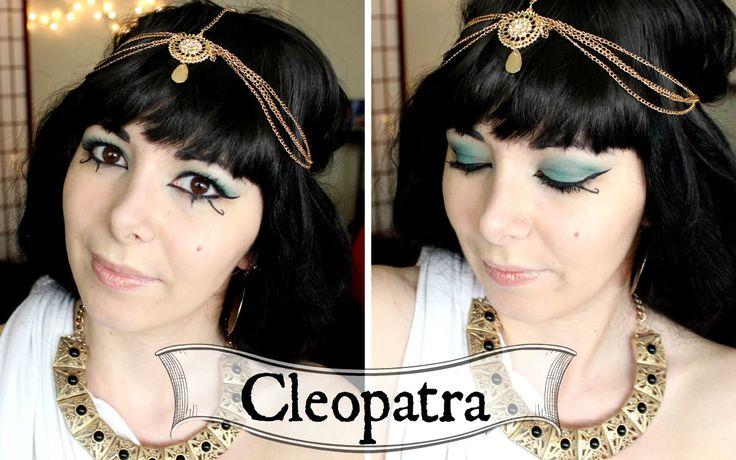#cleopatra #halloweencostume ^^