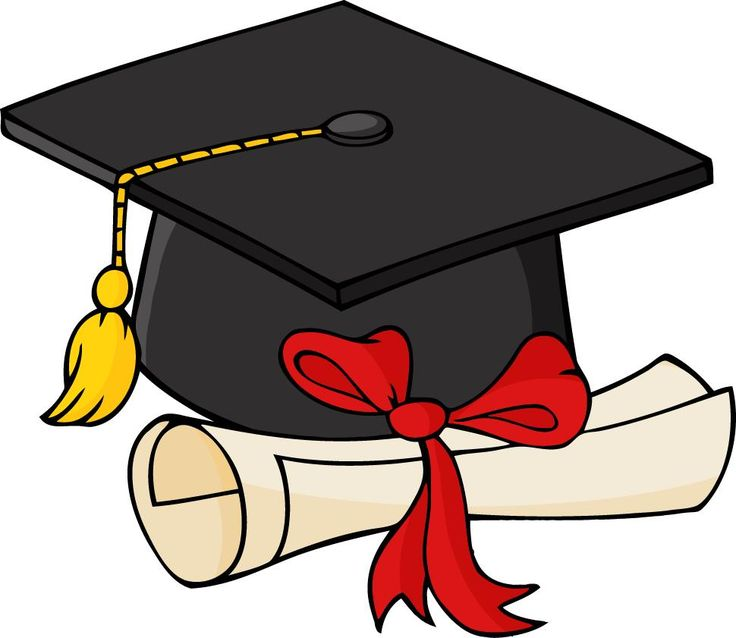 kindergarten cap and gown picture ideas - 25 best ideas about Graduation clip art on Pinterest