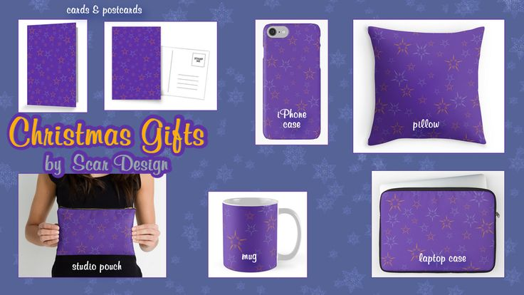 Christmas Gifts by Scar Design #Xmas #stars #Christmas #Christmasgifts #XmasPillow #ChristmasPillow #XmasCard #ChristmasCard #PurpleChristmasGifts #PurpleGifts #ChristmasTshirt #Christmasdress  #wallclock #GiftsforChristmas #ChristmasEve #Stars  #buyleggings #buykidsgifts #kidsroom  #ChristmasToteBag #Laptop Case #iPhoneCase #ChristmasiPhoneCase #StarsPouch #organizepouch #ChristmasMug #ChristmaslaptopCase #buyChristmasdress #buyChristmasGifts #womensfashion #onlineshopping