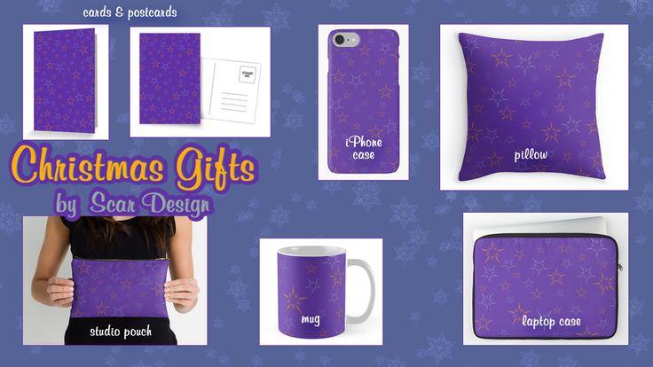 Christmas Gifts by Scar Design #Xmas #stars #Christmas #Christmasgifts #XmasPillow #ChristmasPillow #XmasCard #ChristmasCard #PurpleChristmasGifts #PurpleGifts #ChristmasTshirt #Christmasdress  #wallclock #GiftsforChristmas #ChristmasEve #Stars  #buyleggings #buykidsgifts #kidsroom  #ChristmasToteBag #Laptop Case #iPhoneCase #ChristmasiPhoneCase #StarsPouch #organizepouch #ChristmasMug #ChristmaslaptopCase #buyChristmasdress #buyChristmasGifts #womensfashion #onlineshopping