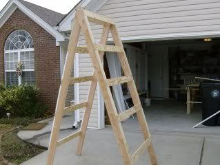 A Frame Wood Scaffold Handyman Wire Handyman Usa