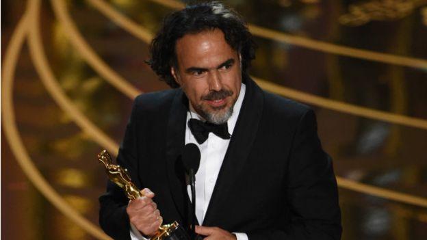 Alejandro González Iñárritu.Alejandro González Iñárritu logró su segundo Oscar consecutivo como mejor director.