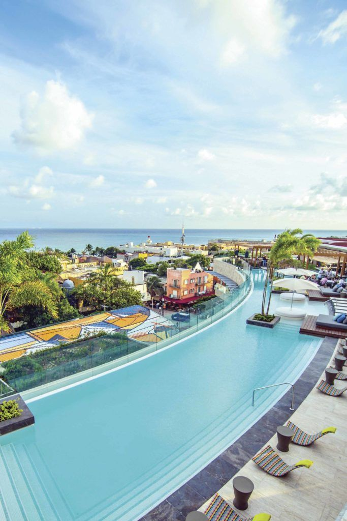 Hotel Thompson, Playa del Carmen: caribeño distinguido