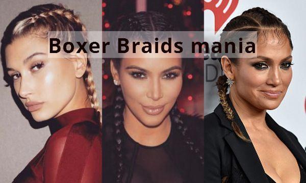 Boxer braids: la treccia da pugile FOTO – #Boxer #…