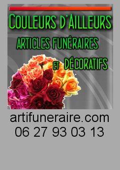 Societé Couleurs d'Ailleurs d'Elven dans le Morbihan en Bretagne, spécialiste de la confection de composition de fleurs artificielles