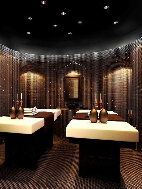 25 best ideas about spa interior design on pinterest for A luxe beauty salon