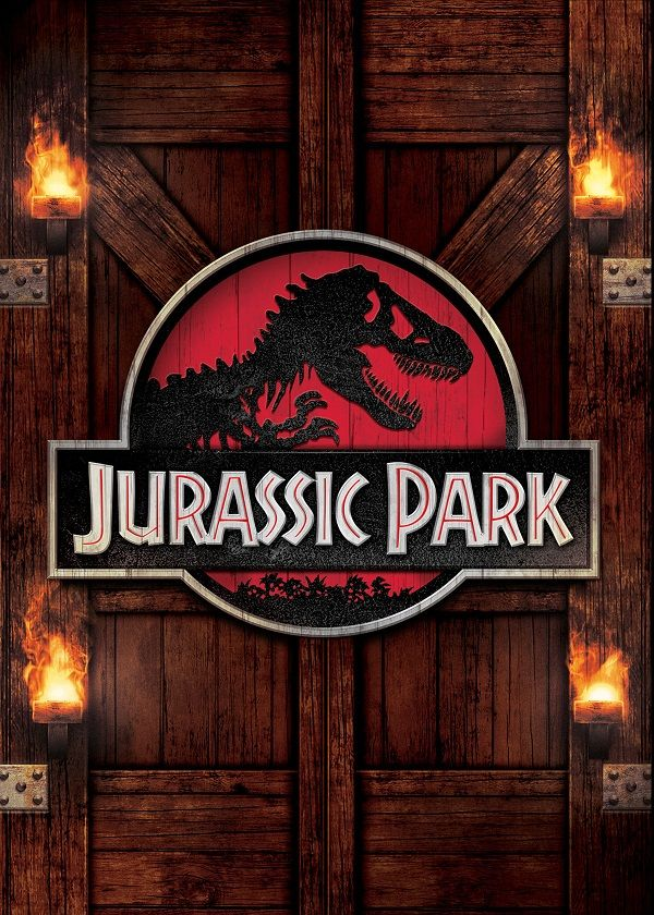 Jurassic Park Jurassic World Movie Posters Jurassic Park Fire Gate Displate Artwork By Artis Películas Completas Gratis Películas Completas Peliculas Online