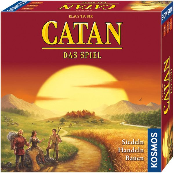 CATAN - Das Spiel | CATAN | Spiele | Spielware | KOSMOS