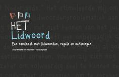 Het lidwoord : een handboek met lidwoorden, regels en oefeningen -  Van Heumen-van Schijndel, Willeke -  plaats Nederlands 837