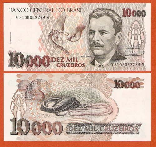 P233c-Brasilien-Brazil-10000-Cruzeiros-1993-UNC