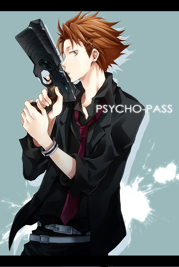 Psycho Pass pinned twice because i can... and because i waned to see the suggestd board..