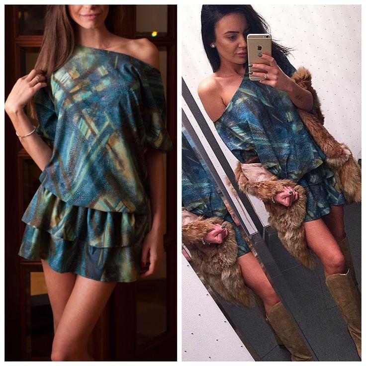 Sukienka CANDY 2  Rozmiar: uniwersalny  Cena: 139 PLN  https://www.facebook.com/POQASH/