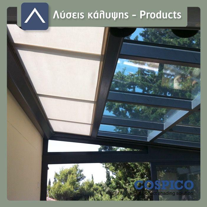 Δείτε λύσεις κάλυψεις για βεράντα και μπαλκόνι. ❄️ αίθρια που υπέρεχουν #cospico http://bit.ly/1ODRPEl