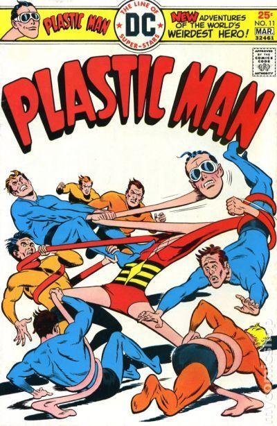 Plastic Man (1966 1st Series DC) 11