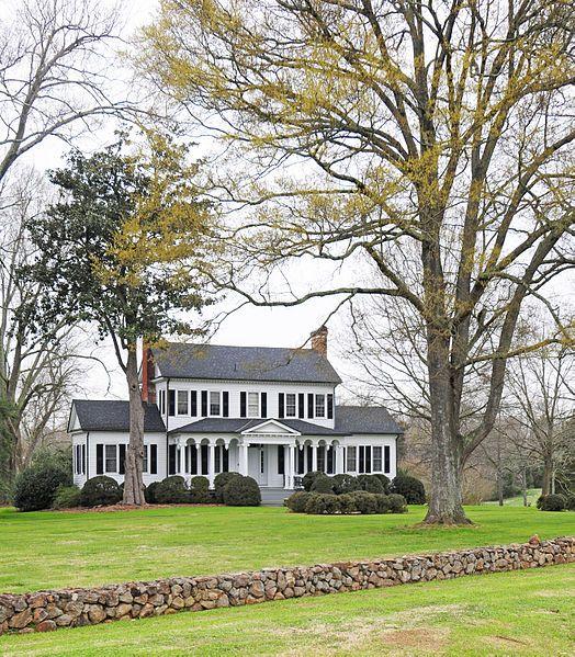 Springfield Plantation House ~ Rock Hill, South Carolina