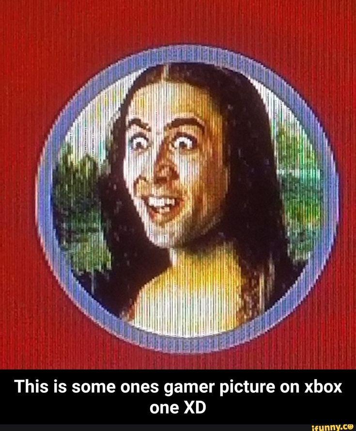 Meme Funny Xbox Gamerpics
