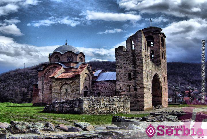 St Nicola's Monastery, Kursumlija, Serbia