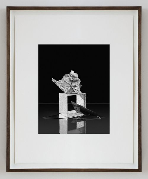 Ryan Perez - The Nina, 2012 Pigment Print and walnut  artist Frame 22 x 27 Inches Framed  Pigment Print and walnut  artist Frame 22 x 27 Inches Framed