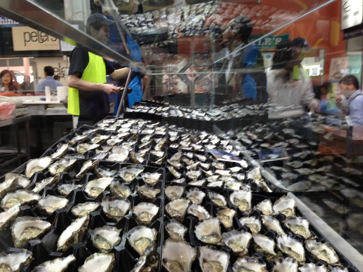 Sydney Fish Market Oysters. Next level quality.
