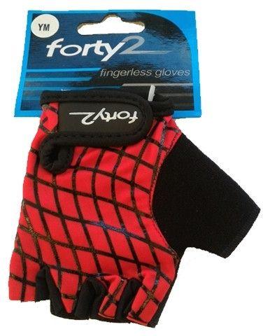 Forty2 Fingerless Gloves Kids