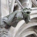 Gargoyle - Carcassonne #frenchcanals