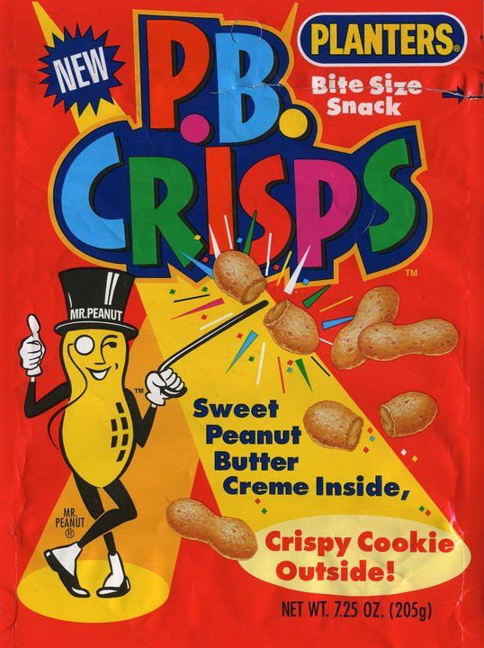 24. PB Crisps  Best Childhood sweets! I wish this still existed!