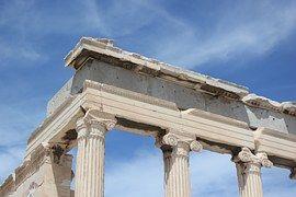 Grecia, Atenas, Acrópolis, Parthenon