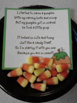 Kelley's Kids Preschool - October Activities