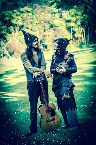 Natural Harmony.  A duet of creative harmony.  Featuring Jo Barlowood and Amira Mudfaery. www.mudwood.kiwi.nz.