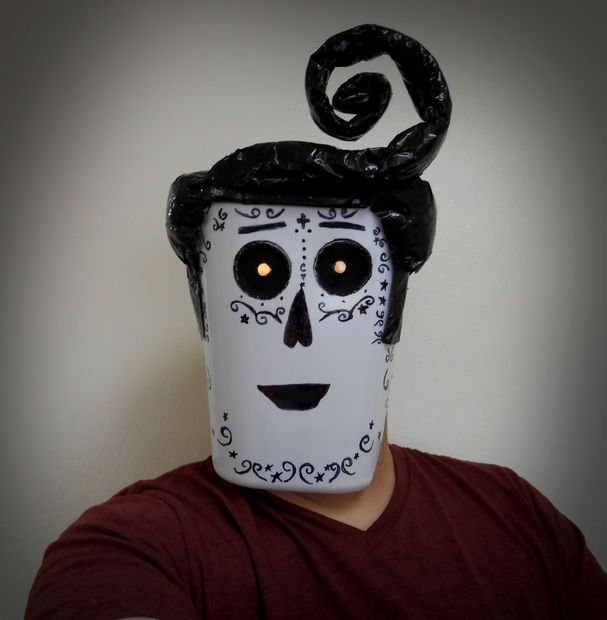 Dead Manolo Mask - The Book of Life