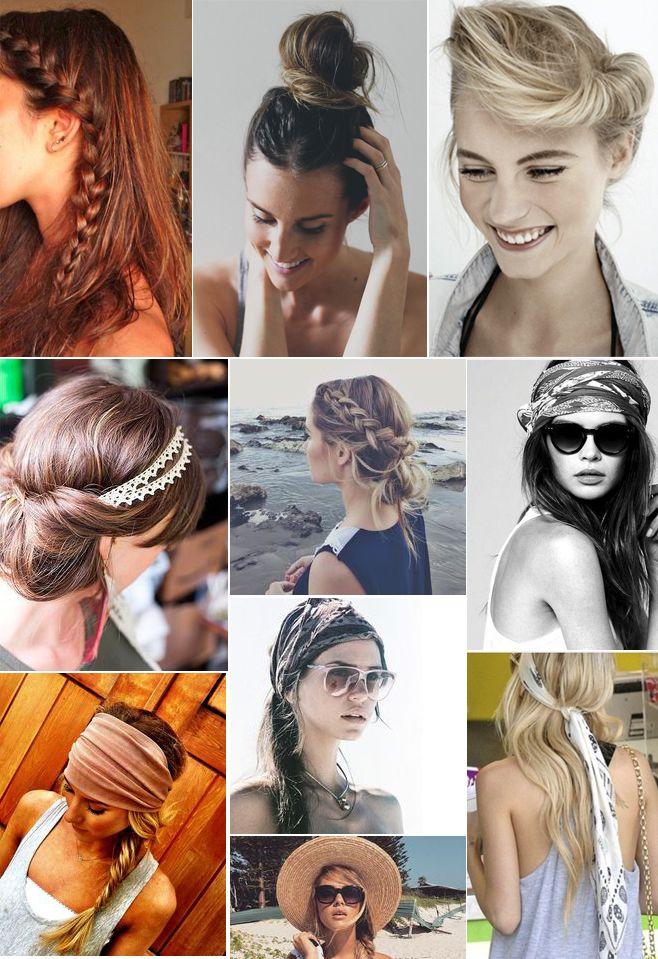 10 peinados de verano para estar perfecta al salir de la playa