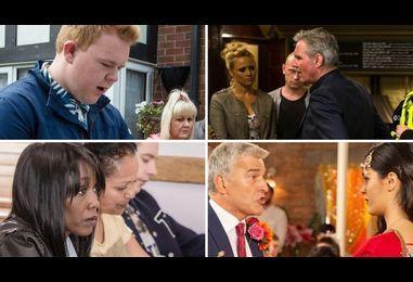 25 soap spoilers: Emmerdale arrest, EastEnders decision, Corrie secret