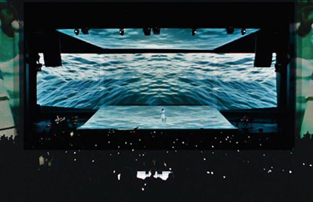 Revel Atlantic City - The Design Evolution of Kanye West's Live Performances | Complex