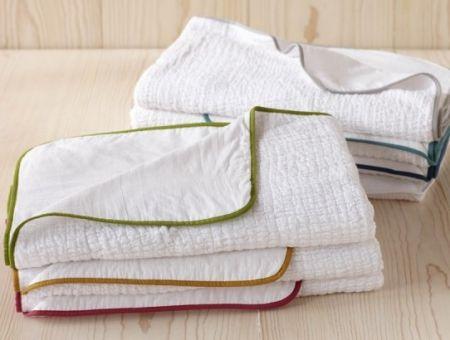 Organic Muslin Baby Blanket - Coyuchi - hardtofind.