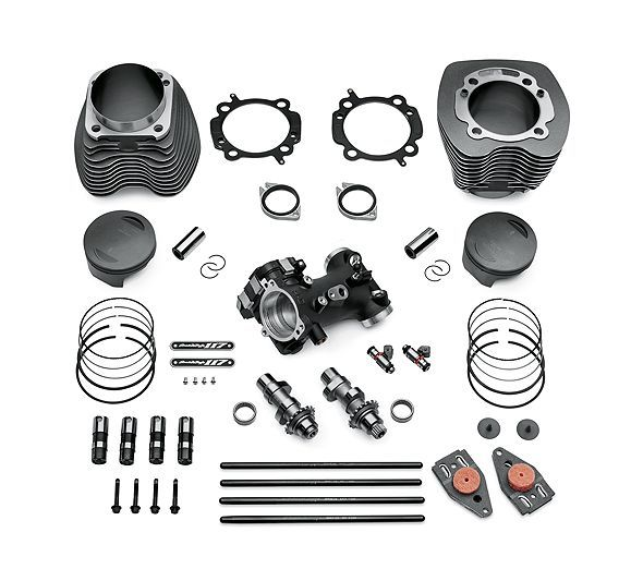 Screamin' Eagle Bolt-On 117 Cubic Inch Street Performance Kit   Engine & Components   Official Harley-Davidson Online Store