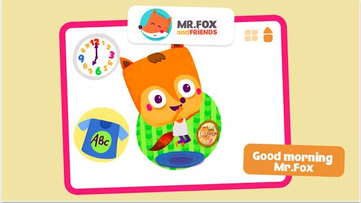 A fun, educational, interactive time-based game which helps children the basics of time telling. #apps #time #kids