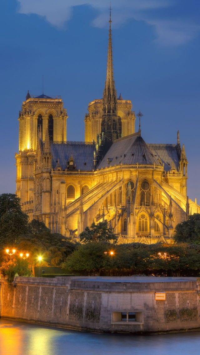 Notre Dame Cathedral Paris...one of my favorite places on earth.