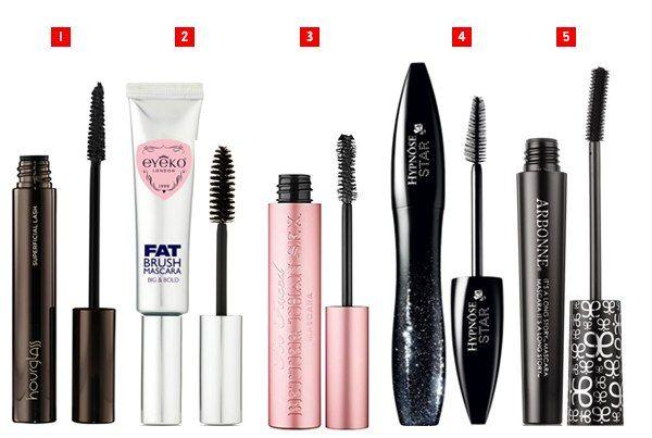 VanityFair.com Hot Looks Feature Includes Arbonne It's A Long Story Mascara!