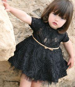 mischka aoki dress baby girl