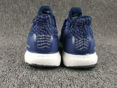 Chaussures pas cher course New Adidas Ultra Boost 3.0 Ba8844 Core Blue